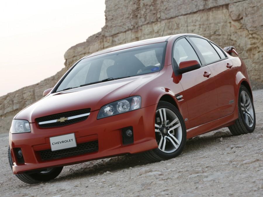 Chevrolet Lumina седан, 2006–2016, 4 поколение - отзывы, фото и характеристики на Car.ru