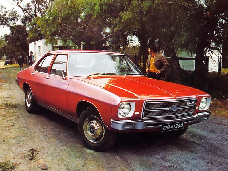 Chevrolet Kommando седан, 1972–1975, 2 поколение - отзывы, фото и характеристики на Car.ru
