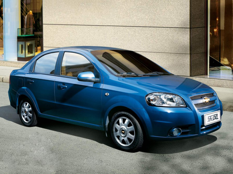 Chevrolet Lova седан, 1 поколение - отзывы, фото и характеристики на Car.ru