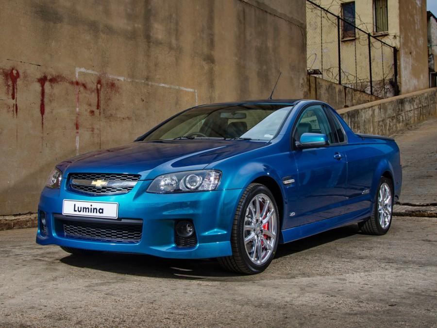 Chevrolet Lumina Ute пикап, 2006–2016, 4 поколение - отзывы, фото и характеристики на Car.ru