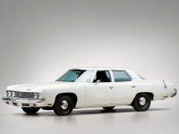 Chevrolet Impala, 5 поколение [2-й рестайлинг], Седан, 1973