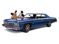 Chevrolet Impala, 5 поколение [3-й рестайлинг], Хардтоп, 1974