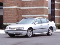 Chevrolet Impala, 8 поколение, Седан, 2000–2006