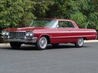 Chevrolet Impala, 3 поколение [3-й рестайлинг], Купе, 1964