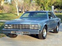 Chevrolet Impala, 1978, 6 поколение [рестайлинг], Купе
