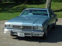 Chevrolet Impala, 6 поколение [2-й рестайлинг], Купе, 1979