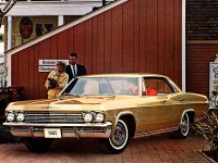 Chevrolet Impala, 1965, 4 поколение, Хардтоп