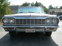 Chevrolet Impala, 3 поколение [3-й рестайлинг], Хардтоп, 1964
