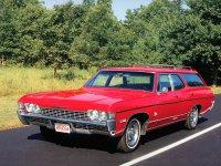 Chevrolet Impala, 4 поколение [3-й рестайлинг], Универсал, 1968