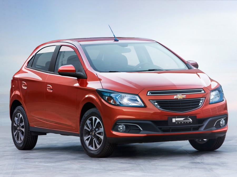 Chevrolet Onix хетчбэк, 2012–2016, 1 поколение - отзывы, фото и характеристики на Car.ru