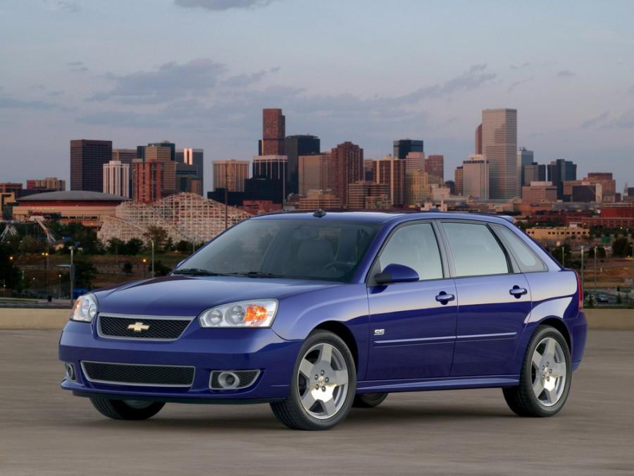 Chevrolet Malibu Maxx SS универсал 5-дв., 2006–2007, 3 поколение [рестайлинг] - отзывы, фото и характеристики на Car.ru