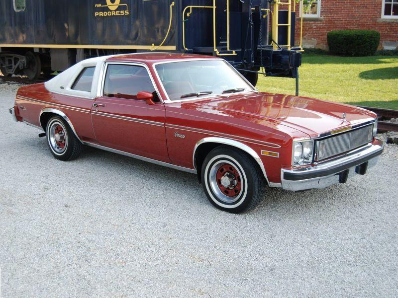 Chevrolet Nova Concours Vinyl roof купе 2-дв., 1977, 4 поколение [2-й рестайлинг] - отзывы, фото и характеристики на Car.ru