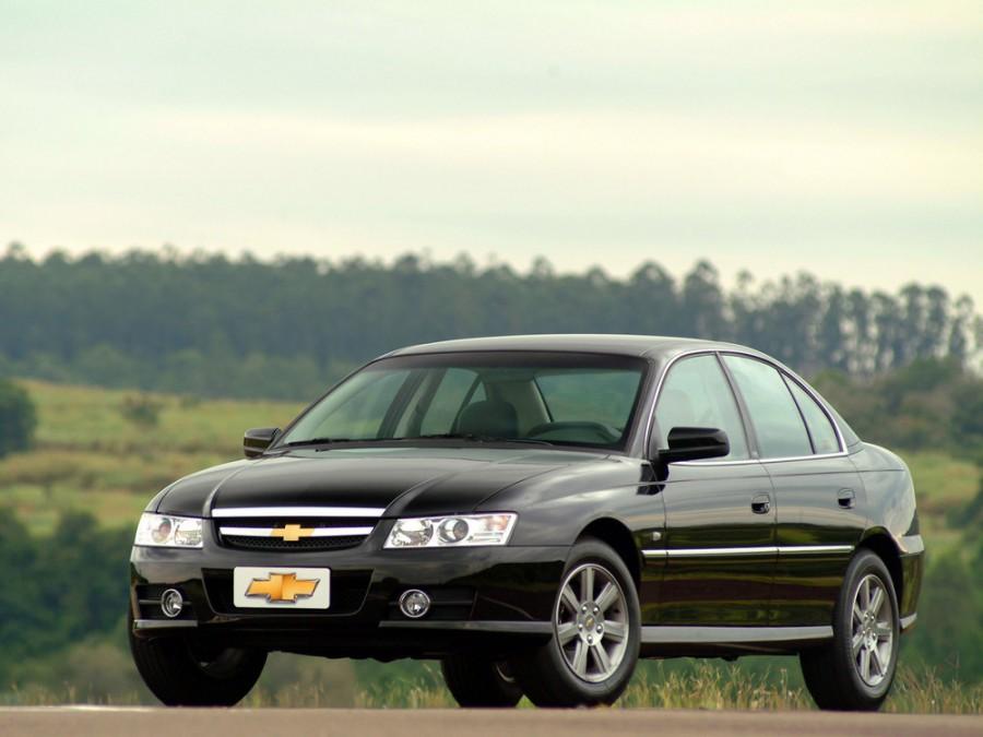 Chevrolet Omega седан, 2004–2006, C - отзывы, фото и характеристики на Car.ru