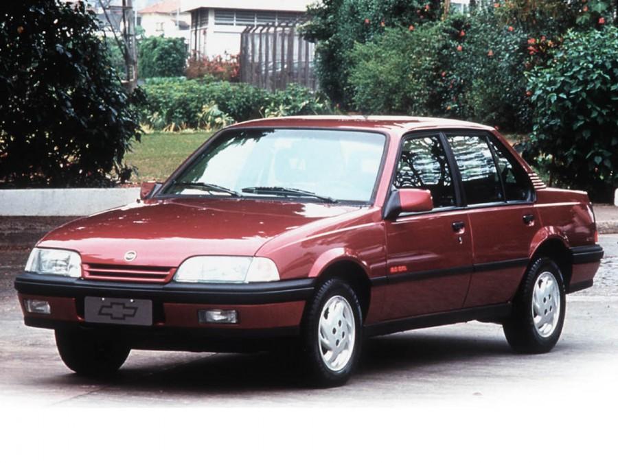 Chevrolet Monza седан 4-дв., 1991–1996, 2 поколение [рестайлинг] - отзывы, фото и характеристики на Car.ru