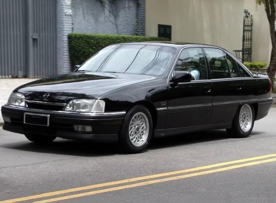 Chevrolet Omega седан, 1992–1998, A - отзывы, фото и характеристики на Car.ru