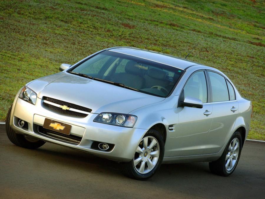 Chevrolet Omega седан, 2007–2008, D - отзывы, фото и характеристики на Car.ru