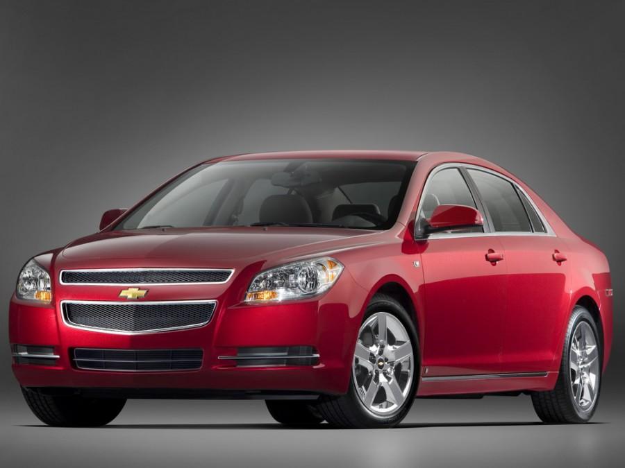 Chevrolet Malibu седан, 2008–2012, 4 поколение - отзывы, фото и характеристики на Car.ru