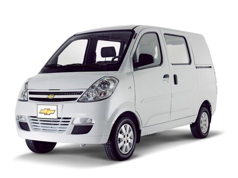 Chevrolet N200 фургон, 2008–2013, 1 поколение - отзывы, фото и характеристики на Car.ru