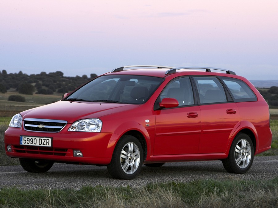 Chevrolet Nubira универсал, 2005–2010, 1 поколение - отзывы, фото и характеристики на Car.ru