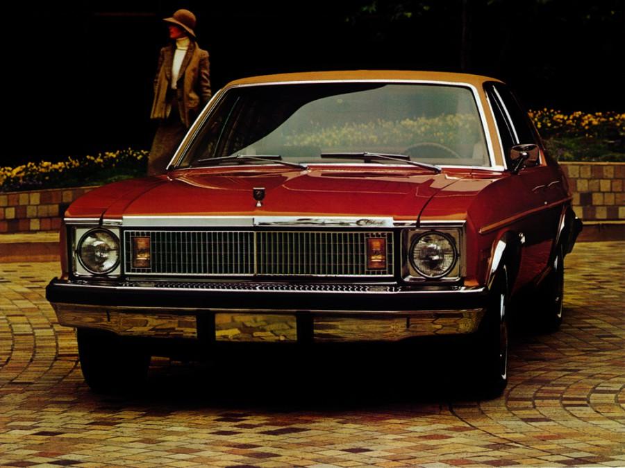 Chevrolet Nova Concours седан 4-дв., 1977, 4 поколение [2-й рестайлинг] - отзывы, фото и характеристики на Car.ru