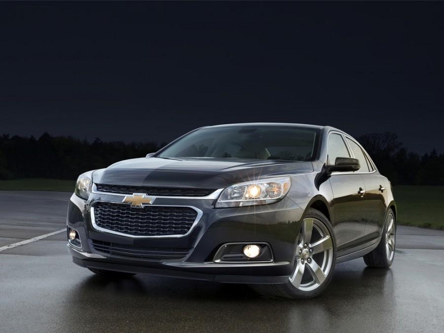 Chevrolet Malibu седан, 5 поколение [рестайлинг] - отзывы, фото и характеристики на Car.ru