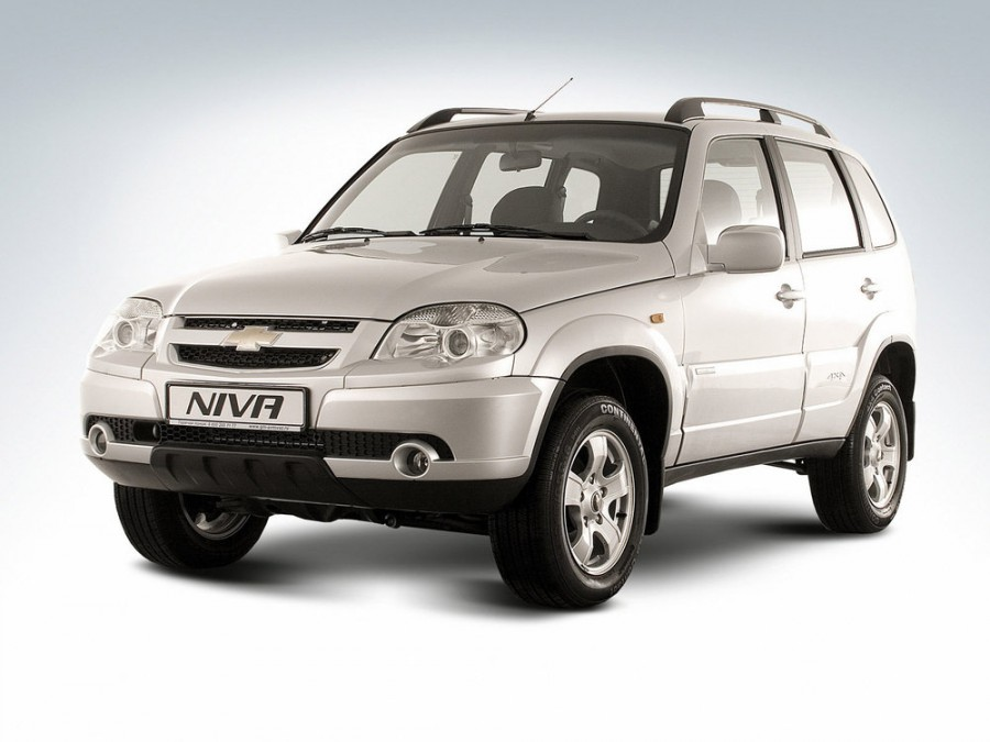Chevrolet Niva внедорожник 5-дв., 2009–2016, 1 поколение [рестайлинг] - отзывы, фото и характеристики на Car.ru
