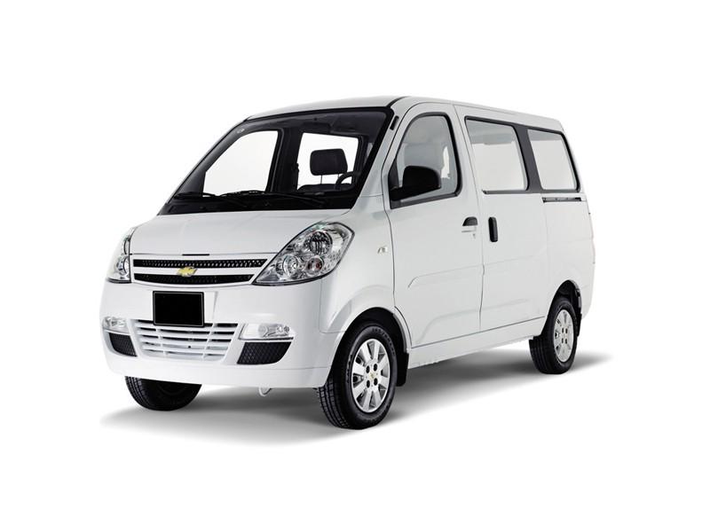 Chevrolet N200 минивэн, 2008–2013, 1 поколение - отзывы, фото и характеристики на Car.ru