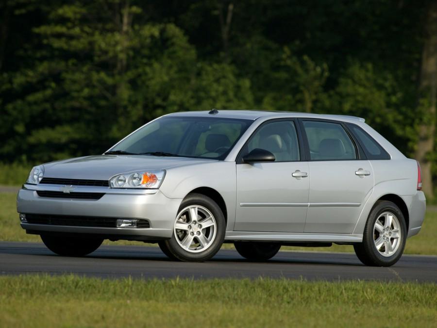 Chevrolet Malibu Maxx универсал, 2004–2006, 3 поколение - отзывы, фото и характеристики на Car.ru