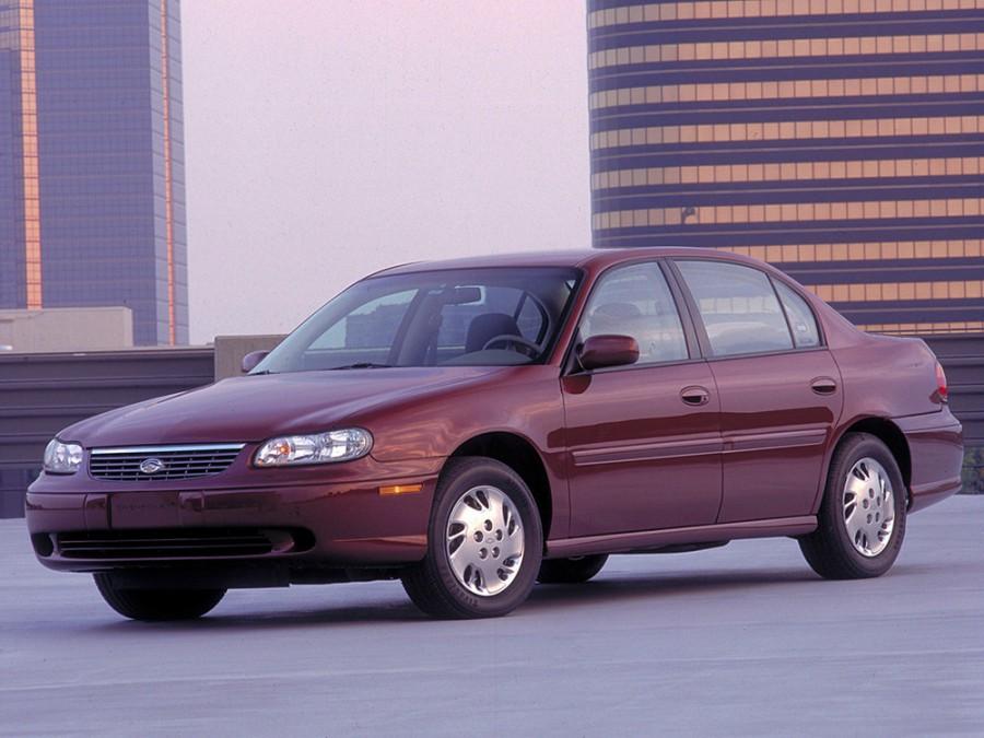 Chevrolet Malibu седан, 1997–1999, 2 поколение - отзывы, фото и характеристики на Car.ru