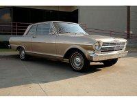 Chevrolet Nova, 1962, 1 поколение, Купе