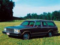 Chevrolet Malibu, 1978, 1 поколение, Estate wagon универсал 5-дв.