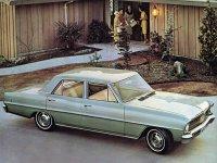 Chevrolet Nova, 1966, 2 поколение, Седан