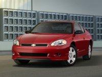 Chevrolet Monte Carlo, 6 поколение [рестайлинг], Купе, 2006–2007