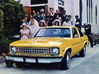 Chevrolet Nova, 4 поколение [рестайлинг], Купе 2-дв., 1976–1978