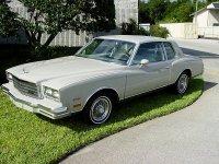 Chevrolet Monte Carlo, 3 поколение [2-й рестайлинг], Купе, 1980
