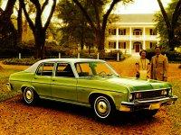 Chevrolet Nova, 3 поколение [3-й рестайлинг], Седан, 1973–1974