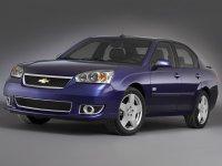 Chevrolet Malibu, 3 поколение [рестайлинг], Ss седан 4-дв., 2006–2007