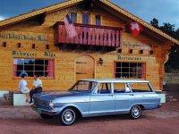 Chevrolet Nova, 1 поколение [2-й рестайлинг], Универсал, 1964