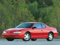 Chevrolet Monte Carlo, 6 поколение, Купе, 2000–2005