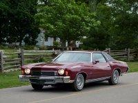 Chevrolet Monte Carlo, 1973, 2 поколение, Купе