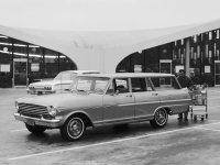 Chevrolet Nova, 1963, 1 поколение [рестайлинг], Универсал