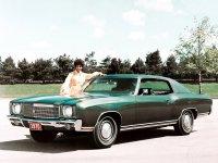 Chevrolet Monte Carlo, 1970, 1 поколение, Купе