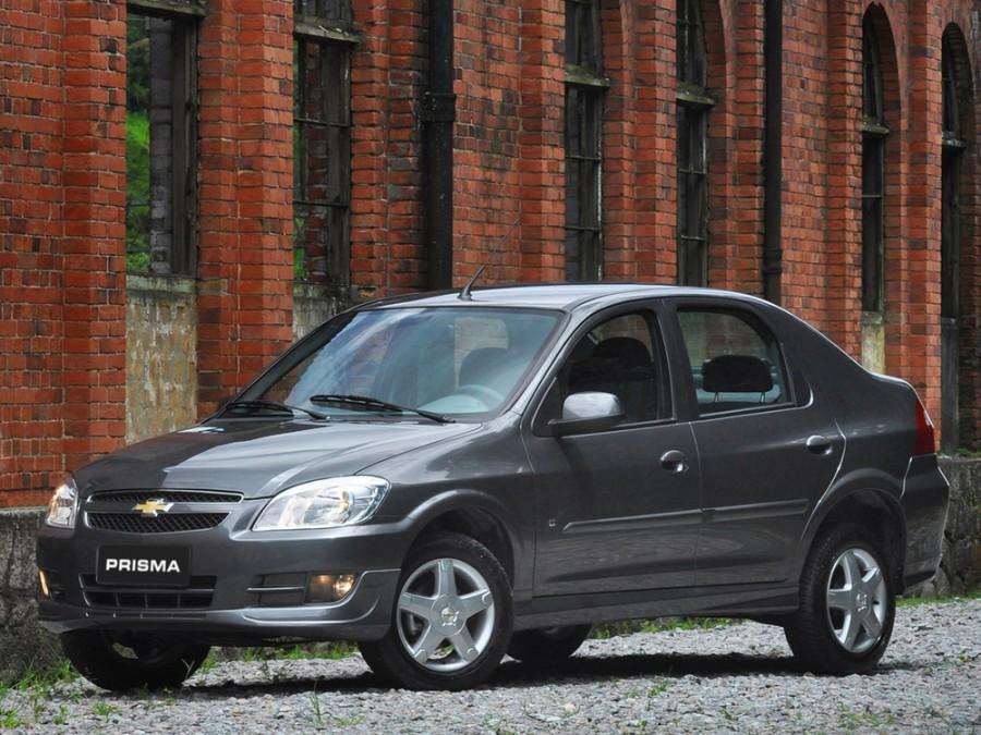 Chevrolet Prisma седан, 2011–2013, 1 поколение [рестайлинг] - отзывы, фото и характеристики на Car.ru