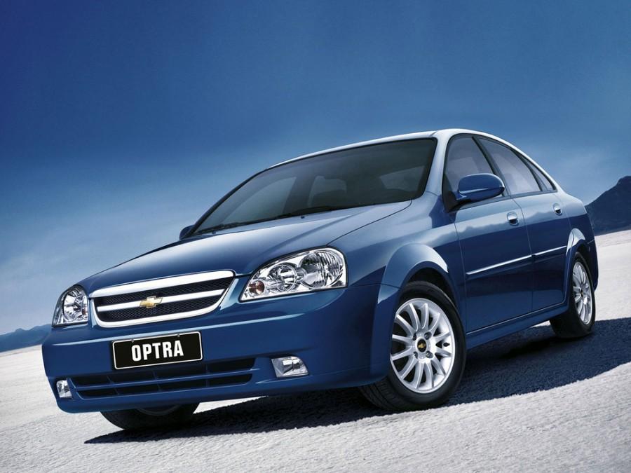 Chevrolet Optra седан, 2004–2008, 1 поколение [рестайлинг] - отзывы, фото и характеристики на Car.ru
