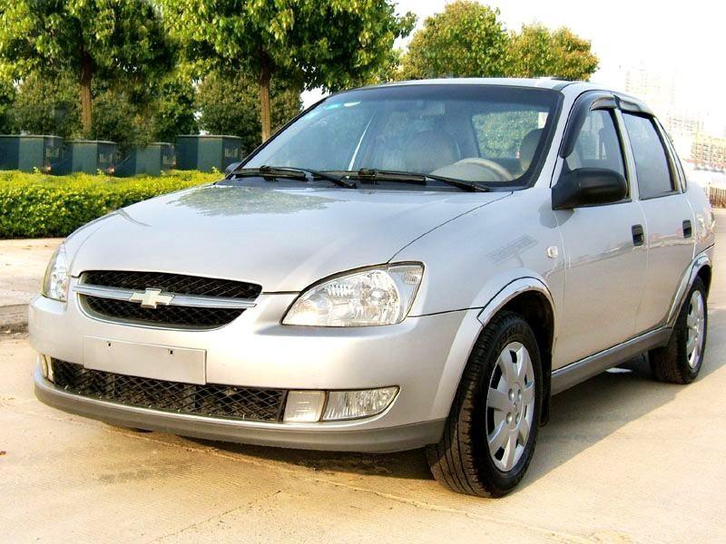 Chevrolet Sail седан, 2005–2009, 1 поколение - отзывы, фото и характеристики на Car.ru