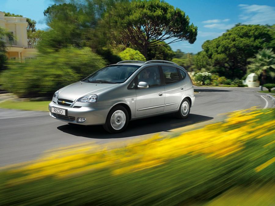 Chevrolet Rezzo минивэн, 2004–2016, 1 поколение - отзывы, фото и характеристики на Car.ru
