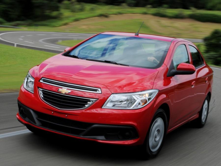 Chevrolet Prisma седан, 2013–2016, 2 поколение - отзывы, фото и характеристики на Car.ru