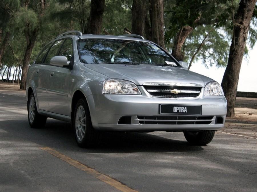 Chevrolet Optra универсал, 2004–2008, 1 поколение [рестайлинг] - отзывы, фото и характеристики на Car.ru