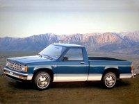 Chevrolet S10, 1 поколение, Regular cab пикап 2-дв., 1982–1993