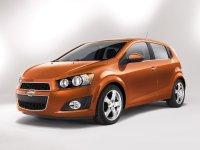 Chevrolet Sonic, 1 поколение, Хетчбэк, 2011–2016